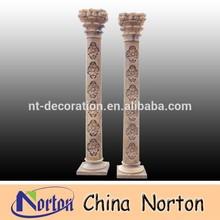 marble onyx pedestal column NTMF-C097