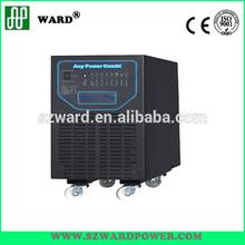 110/230V AC outlets Dc-ac power inverter 4000watt pure sine wave ac inverter