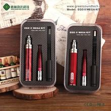 Hot sell vaporizer and ego II 2200mAh E-cig atomizer kit