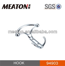New design metal wall hanging hooks with low price
