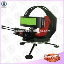 Hot sale video arcade gun simulator shooting game machine maximum tune arcade game machine