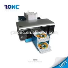 Guangzhou Supply Cheap price automatic l800 inkjet cd/dvd printer can printing CD/DVD/Blu-ray disc