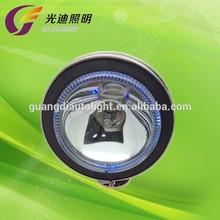 12v h3 bulb led ring light with fog lights