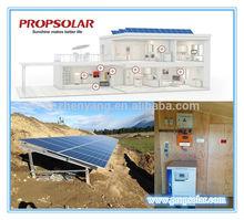 20KW Solar panel kit with high efficiency solar panel