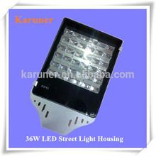 Hot Sale IP65 36W LED Solar Power Energy Street Light Housing