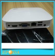 Hot selling Intel bay trail N2807/J1900 intel atom mini pc x86