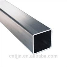 A500 en10219 welded carbon square metal black/galvanized tubing