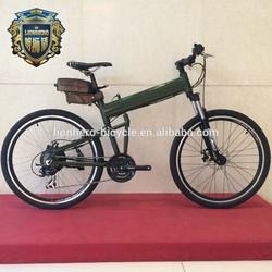 Lionhero new style electric mountain bike, electric folding mountain bike, electric foldable bike