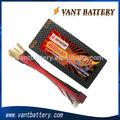 De la batería shorty 7.4v 90c 4600 mah batería lipo rc rc para el coche con buena calidad y precio barato