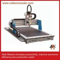 Mini desktop cnc router milling and drilling machine