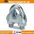 fournir la bonne qualité et le prix standard din741 acier zingué raccord de câble métallique