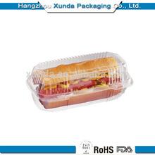 China wholesale high quality chocolate plastic box packing