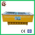 electric ice chest cooler island freezer restaurant refrigeration