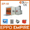 EP-10 good quality China supplier CE spray booth/car paint/model car paint booth