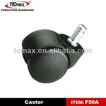 F50A Extra heavy duty fixed nylon industrial caster wheel