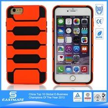 sublimation mobile phone case double shield case for iphone 6 plus