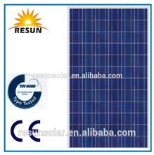 low price per watt solar panel 300W, flat solar panel