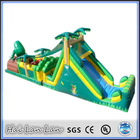 High Quality Happy Inflatable Water Slides For Toddler