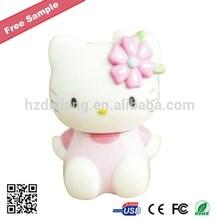Lovely Hello kitty usb flash drive drive 2g 4g 8g