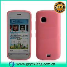 Good quality back cover for nokia c5-03 soft tpu case