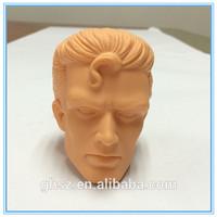 Wholesale cheap good quality plastic hollow male mannequin heads