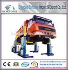 four post heavy duty truck lift