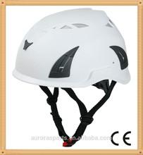 Leggero ce en12494 pc+eps materiale 7 colori arrampicata su roccia casco Multi- passo arrampicata