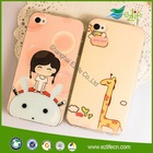 2014 newest fashion cover mobile phone case for iPhone 4