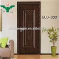 Chine produits hot vente de motif décoratif en bois porte intérieure