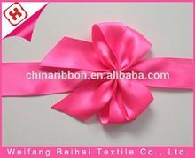 handmade silk ribbon flowers for wedding invitation card