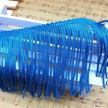 Handmade Garment Polyester Clothing Tassel Fringe
