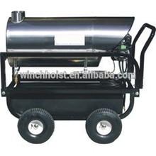 Grasa, Aceite, Tar, Productos químicos que lavan, Hielo, Cera móvil de alta presión calentador - tipo de calefacción