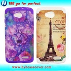 Bumper case cover for LG L90 D405