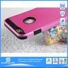 ctunes design wholesale transparent case for iphone 6 plus plastic cover