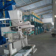 2015 Best Sell Type Iso 9001/bv Certified 50 Quintals Complete Wheat Flour Mill
