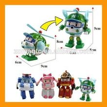 Robocar Transformer Robot Poli
