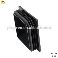 custom durable made in dongguan metal pipe end stopper
