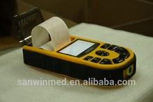 Handheld CE & FDA marked Singel Channel 12 Leads ECG Machine