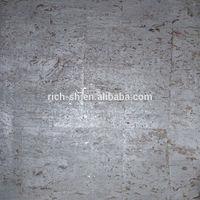 silver printing cork decorative wallpaper