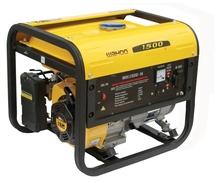 heavy duty CE WH1500 12V AC Single Phase heavy duty 1kw domestic gasoline generator