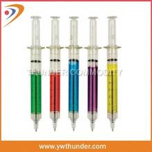 hot selling promotional syringe shaped pen,syringe ballpoint pen,syringe pen