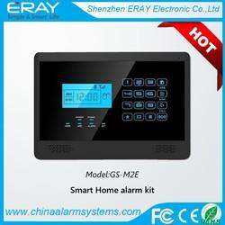 Anti-theft warning apparatus Intelligent Burglar Alarm with good design and quality