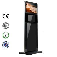 """50""""Tre touch screen capactive centro commerciale lcd pubblicità"""