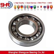 Factory made deep deep groove ball bearing 6320 c3,citroen bearing c4,gear box bearing