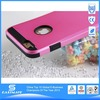 new fashion best seller butterfly series shiny case cover for iphone 6 plus