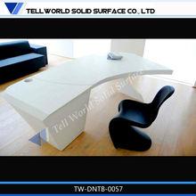 2014 new product modern office furniture director desk design
