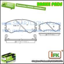 GDB1186 1605852 97047526 Isuzu Trooper Opel-Frontera Ceramic Brake Pads Manufacturer