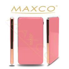MAXCO Razor portable external power bank/ power pack for Samsung/ ipad/ mp3/ mp4/ cell phone