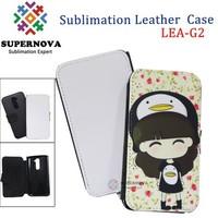 For Custom LG G2 Leather Mobile Phone Case