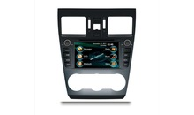 In dash entertainment Car audio stereo system DVD player GPS for Subaru Forester 2014
